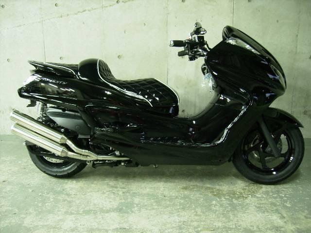 グランドマジェスティ250 2007モデル YSP門真ファイナルエディション